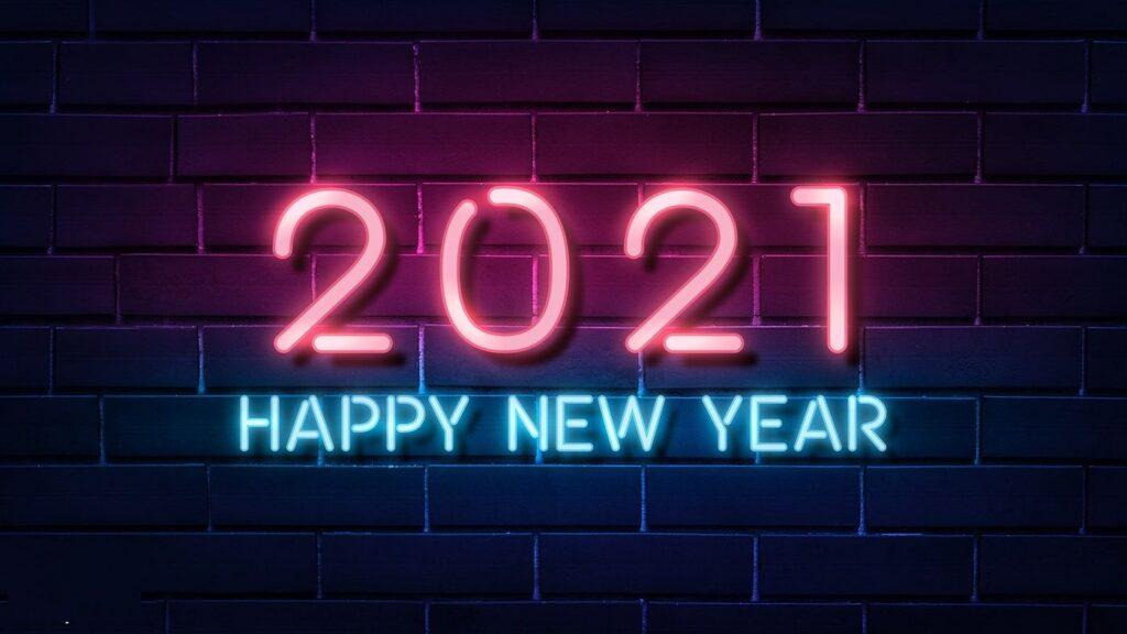 Happy new year 2021 club image