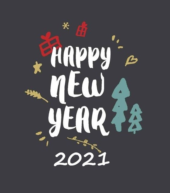 Happy new year 2021 gifts image