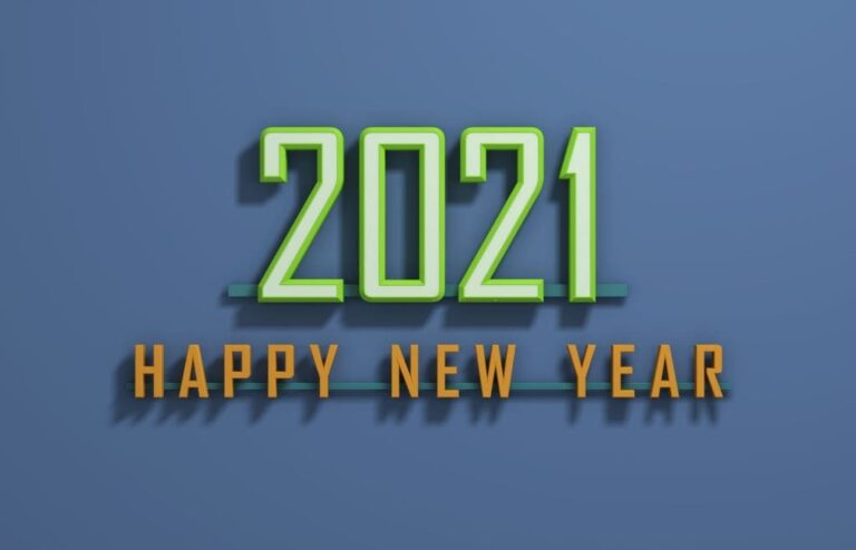 happy new year 2021 green images