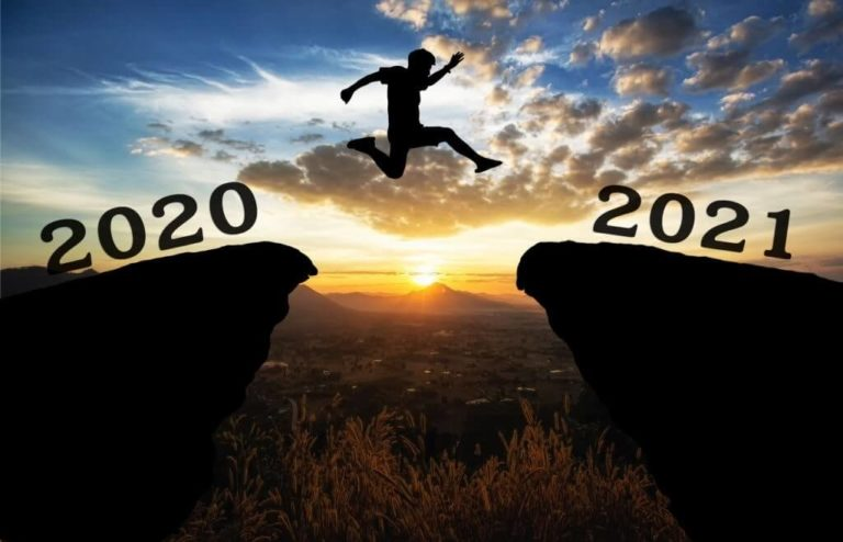 Happy new year 2021 jump image
